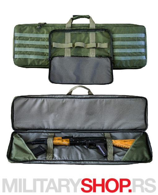 Torba za puške Armoline zelena