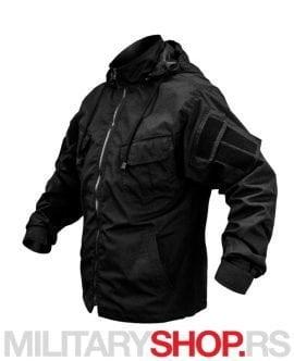 Taktička jakna Tornado crna Armoline