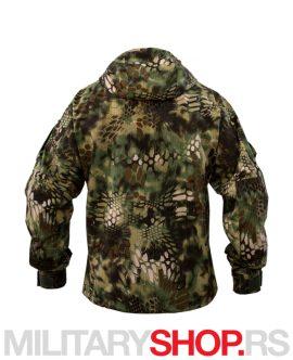Maskirna Kryptek šara Tornado taktička jakna