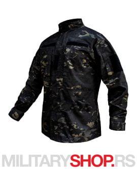 Tamno maskirna taktička bluza Armoline Multicam