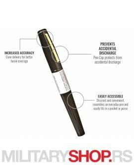 Biber sprej u obliku olovke Sabre Red Pen - SAMOODBRANA