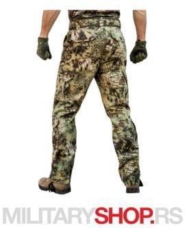 Kryptek maskirne Alpha pantalone ARMOLINE