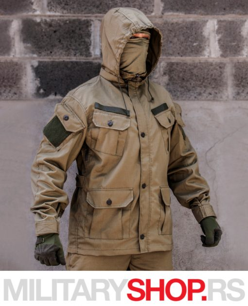 Vojna uniforma kojot boja Marauder Armoline