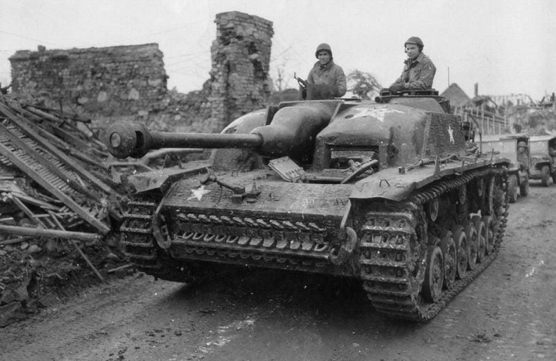 Nemačko naoružanje u Drugom svetskom ratu