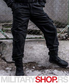 Crne taktičke Antiterror pantalone ARMOLINE