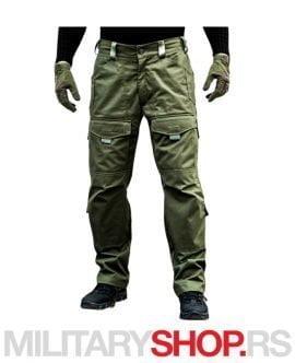 Zelene pantalone Armoline Storm