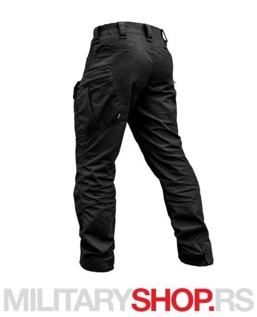 DIVISION Armoline crne pantalone