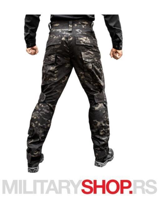 Taktičke maskirne pantalone TORNADO PRO Multicam