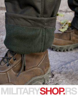 Zimske pantalone Armoline Raptor zelene
