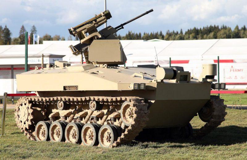 Ruski futuristički tenk - Kako je kompanija Kalašnjikov proizvela modernu vojnu opremu