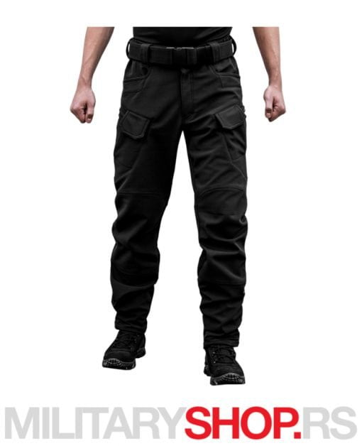 Softshell pantalone Armoline Division crne