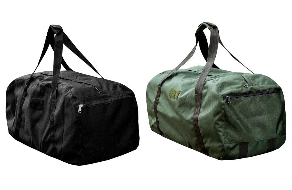 Vojničke torbe - spakujte sve i spakujte se brzo
