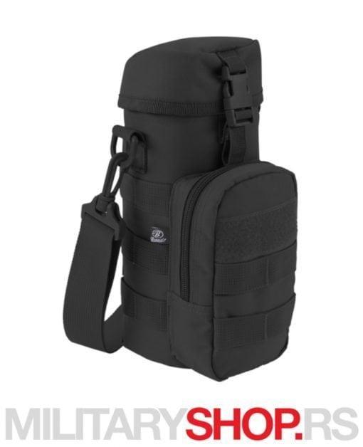 Crna torbica za boce Brandit Bottle Holder II