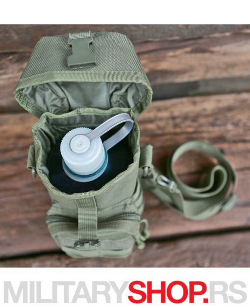 Brandit torbica za nošenje flašica Bottle Holder Olive
