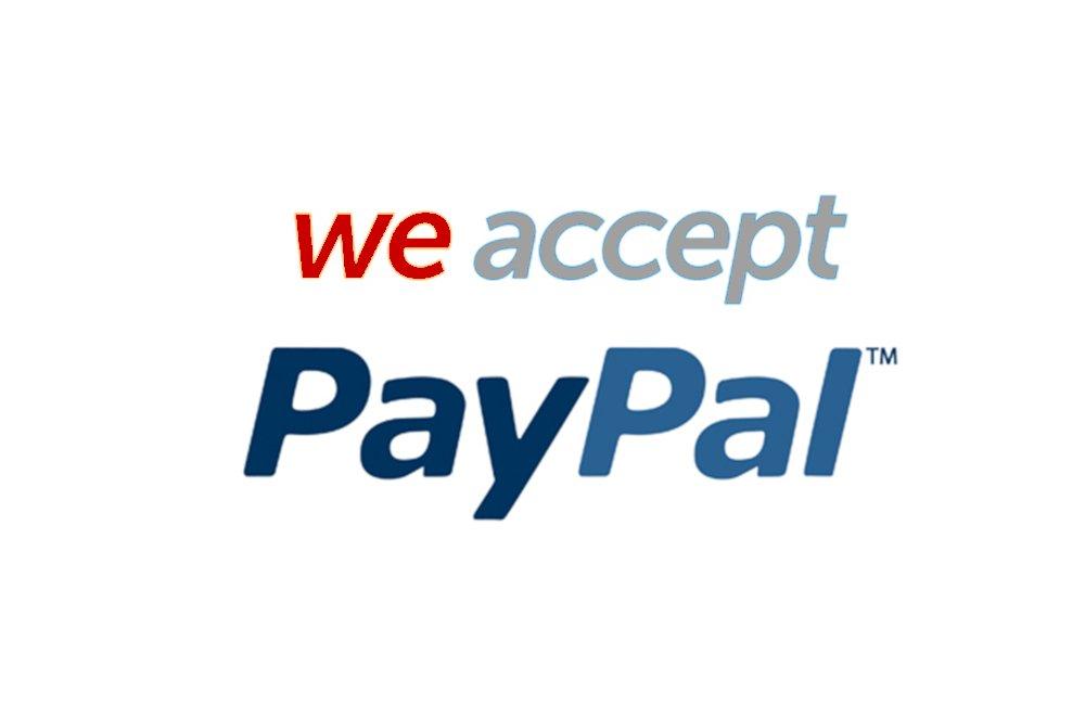 Plaćajte PayPal-om Vaše porudžbine - Military Shop RS