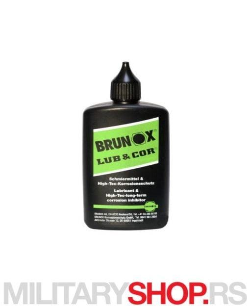 Brunox ulje Lub & Cor za održavanje pištolja i pušaka