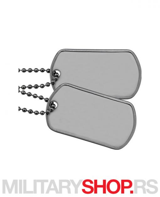 Ogrlica sa vojničkom pločicom DOG TAG