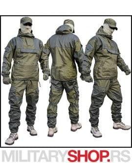 Vojna planinarska uniforma Gorka 4 Armoline