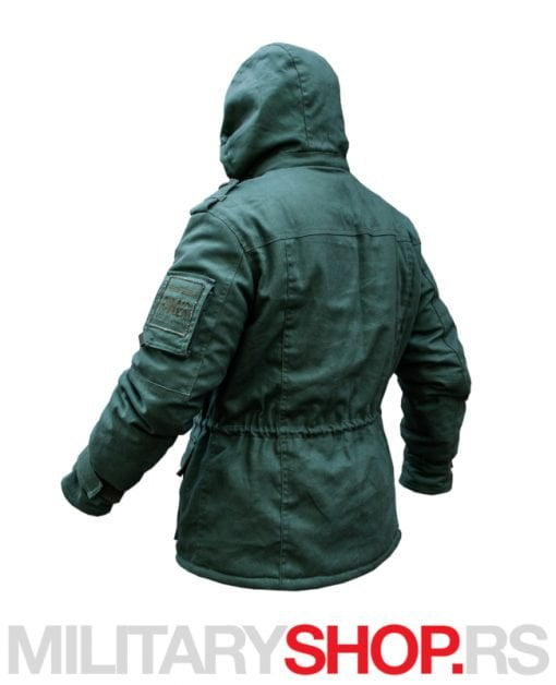 Zimska Armoline jakna Ranger zelena
