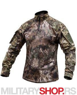 Taktička Coolmax košulja Ubacs Kryptek camo