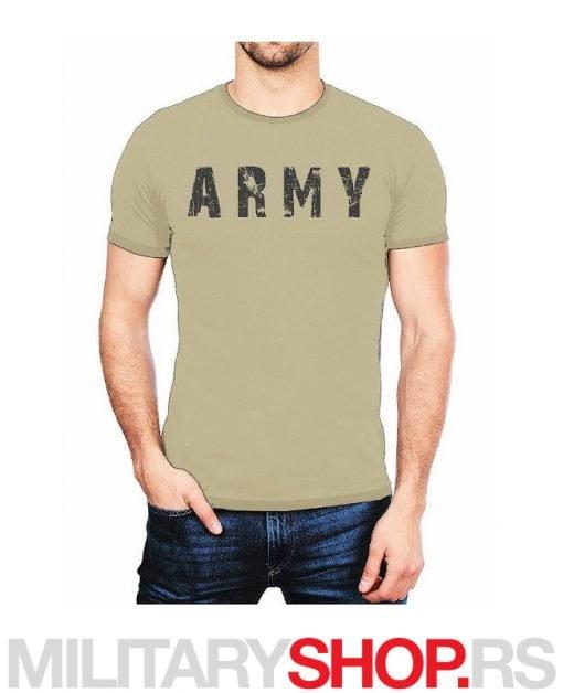Bež ARMY majica Armoline Khaki