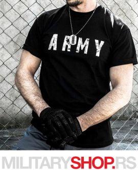 Majica ARMY crna Armoline