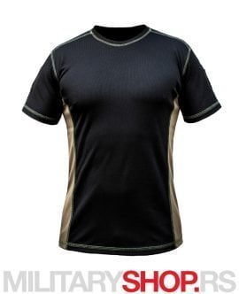 Crno zelena CoolMAX SWAT majica