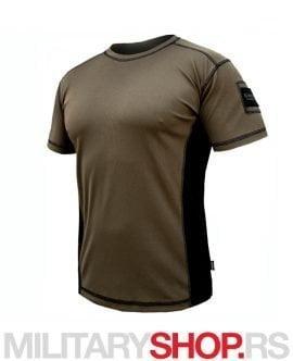 Zeleno crna sportska Coolmax majica