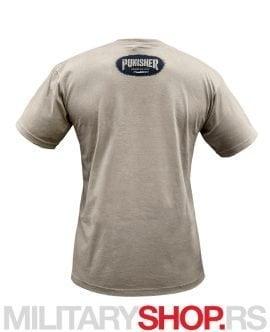 Armoline pamučna majica PUNISHER bež