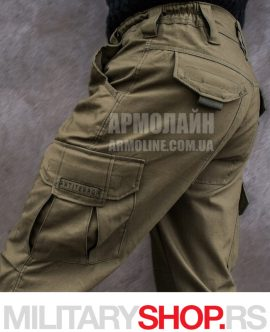 Kojot pantalone Antiterror serija Armoline