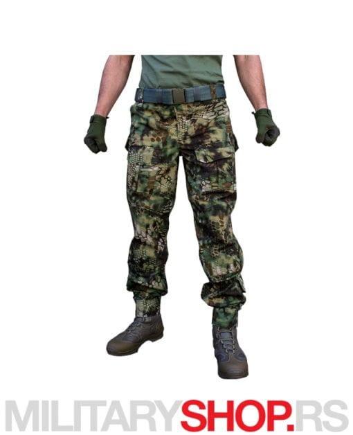 Maskirne Tornado pantalone KRYPTEK šara