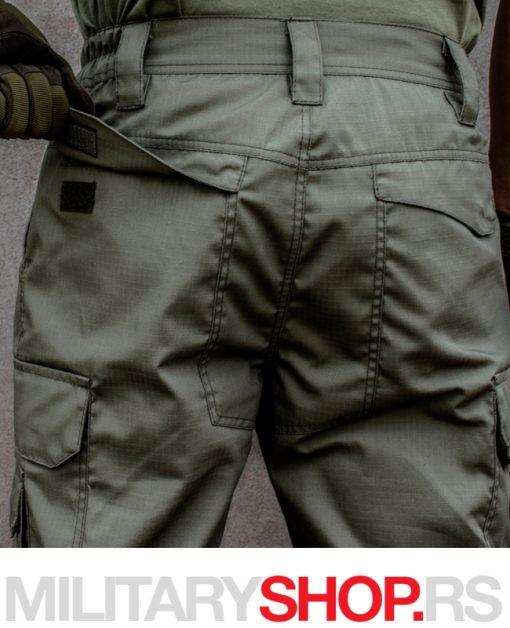 Maslinasto zelene taktičke pantalone Alpha PRO