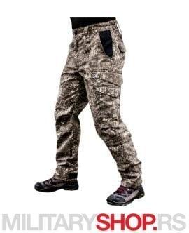 Kamuflažne pantalone SHERWOOD Alpha pro
