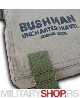 Bež torbica BUSHMAN Armoline