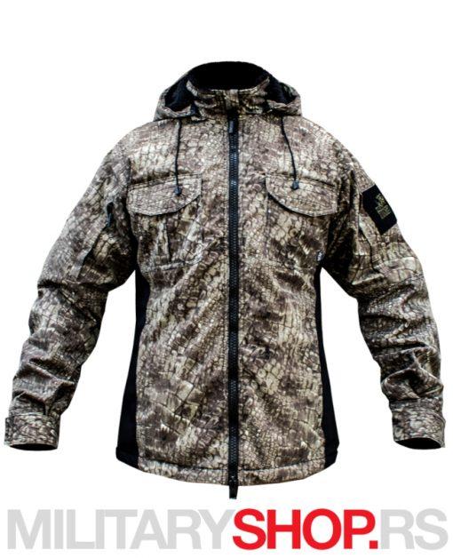 Lovačka jakna Sherwood maskirna