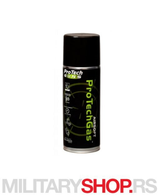 Airsoft gas ProTech 400 ml
