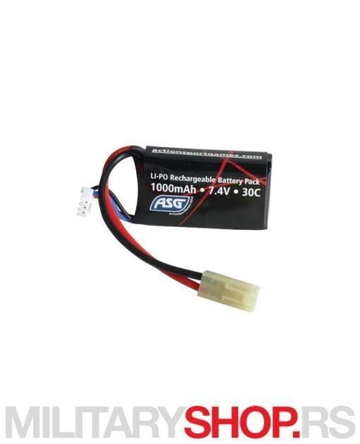 Mala airsoft baterija 7,4V Li-Po