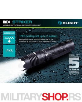Baterijska lampa Olight M1X