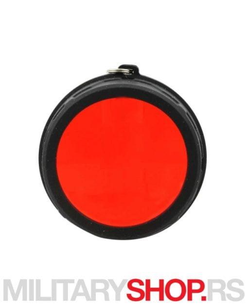 Crveni filter za lampu Klarus XT32