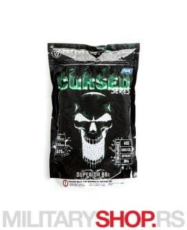 Superior kuglice Cursed serija 0,25 gr 4000 kom