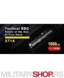 EDC baterijska lampa Klarus XT1A