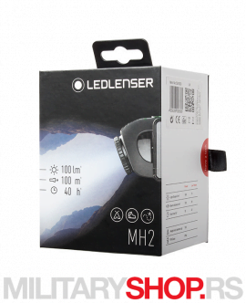 Čeona lampa Outdoor Led Lenser MH2