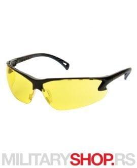 Žute zaštitne naočare za AIRSOFT ASG