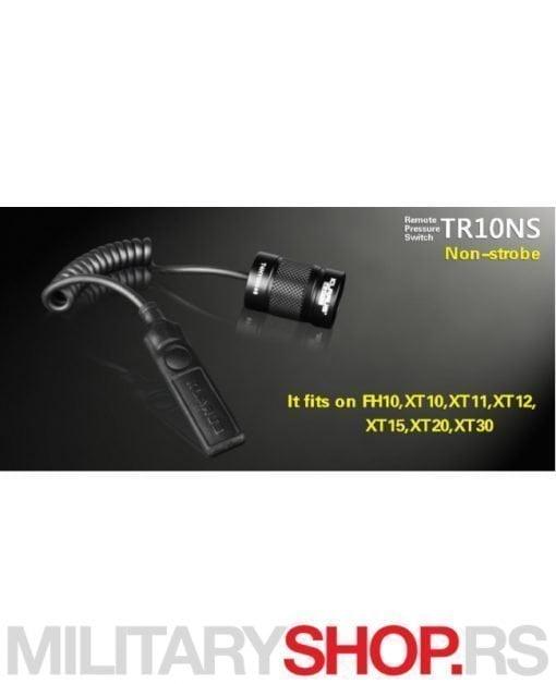 Taktički prekidač za lampe Klarus TR10NS