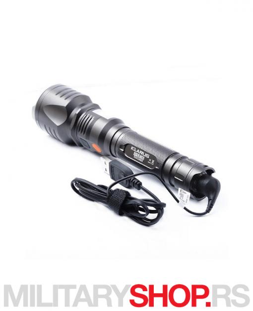 Profesionalna lampa velike jačine Klarus RS20