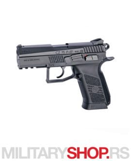 Airsoft replika CZ 75 P 07 CO2 Metal Slide GBB