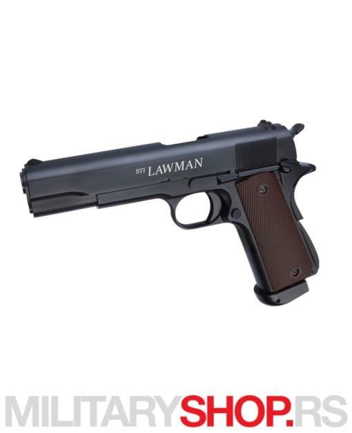 Replika STI Lawnam 1911 model GBB