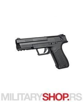 Airsoft pištolj ENB Challenger XP17 crni