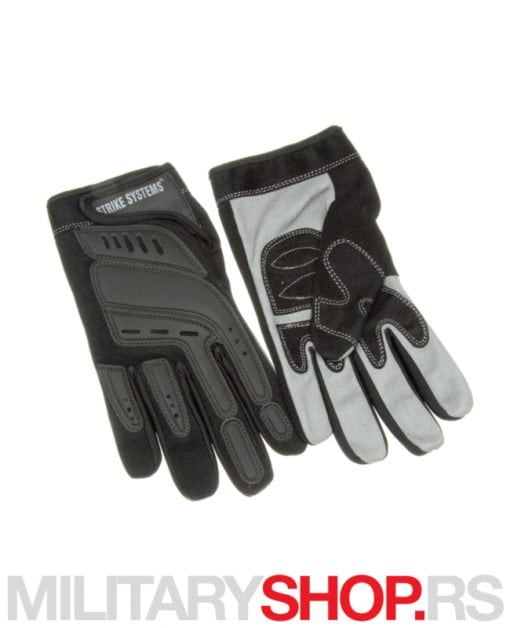 Crno sive rukavice za Airsoft