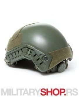 Zaštitni Airsoft helmet šlem zeleni